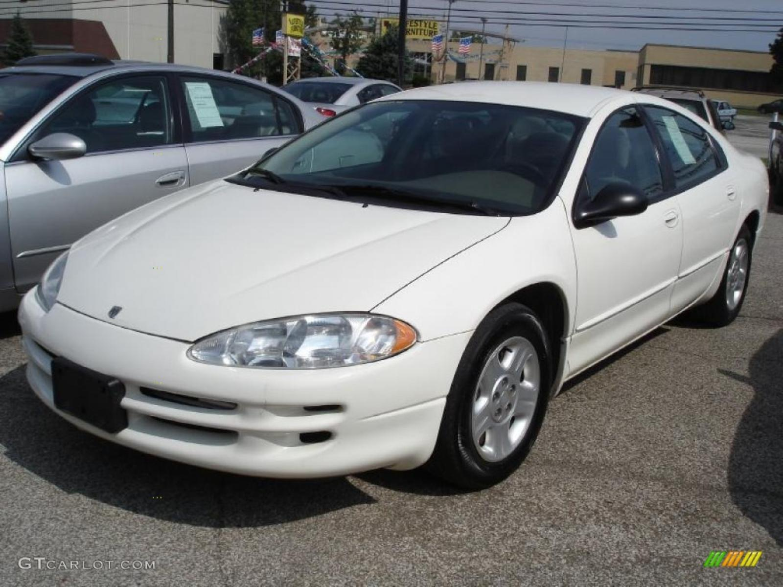 2002 Dodge Intrepid Information And Photos Zombiedrive