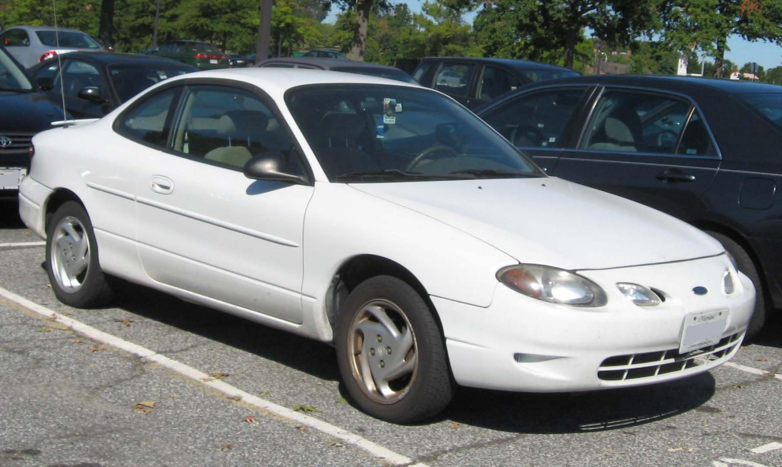 2002 ford escort 10