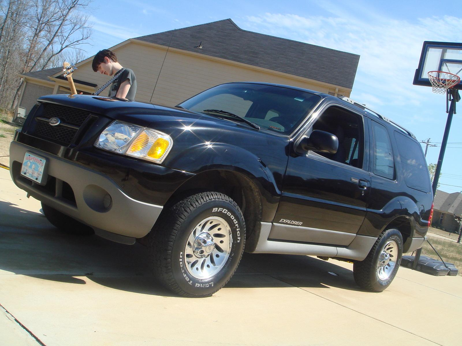 2002 Ford Explorer Information And Photos Zomb Drive
