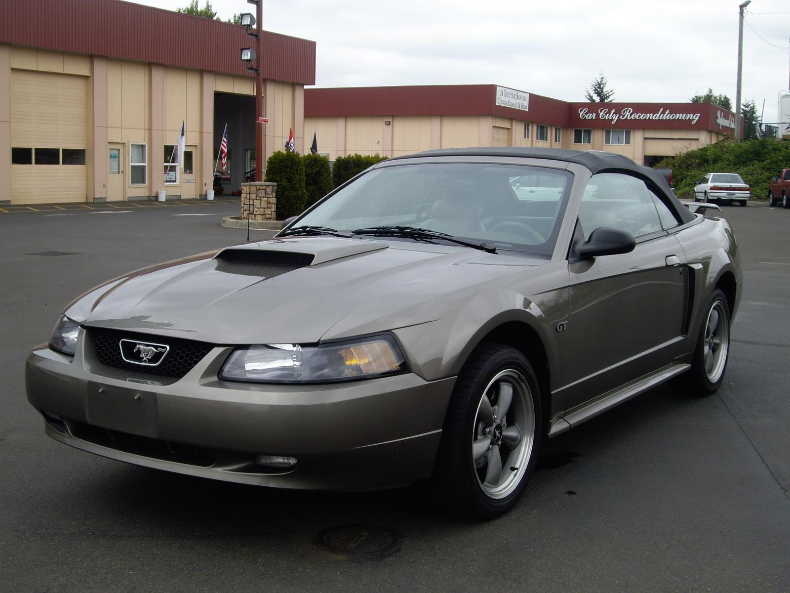 2002 ford mustang information and photos zomb drive