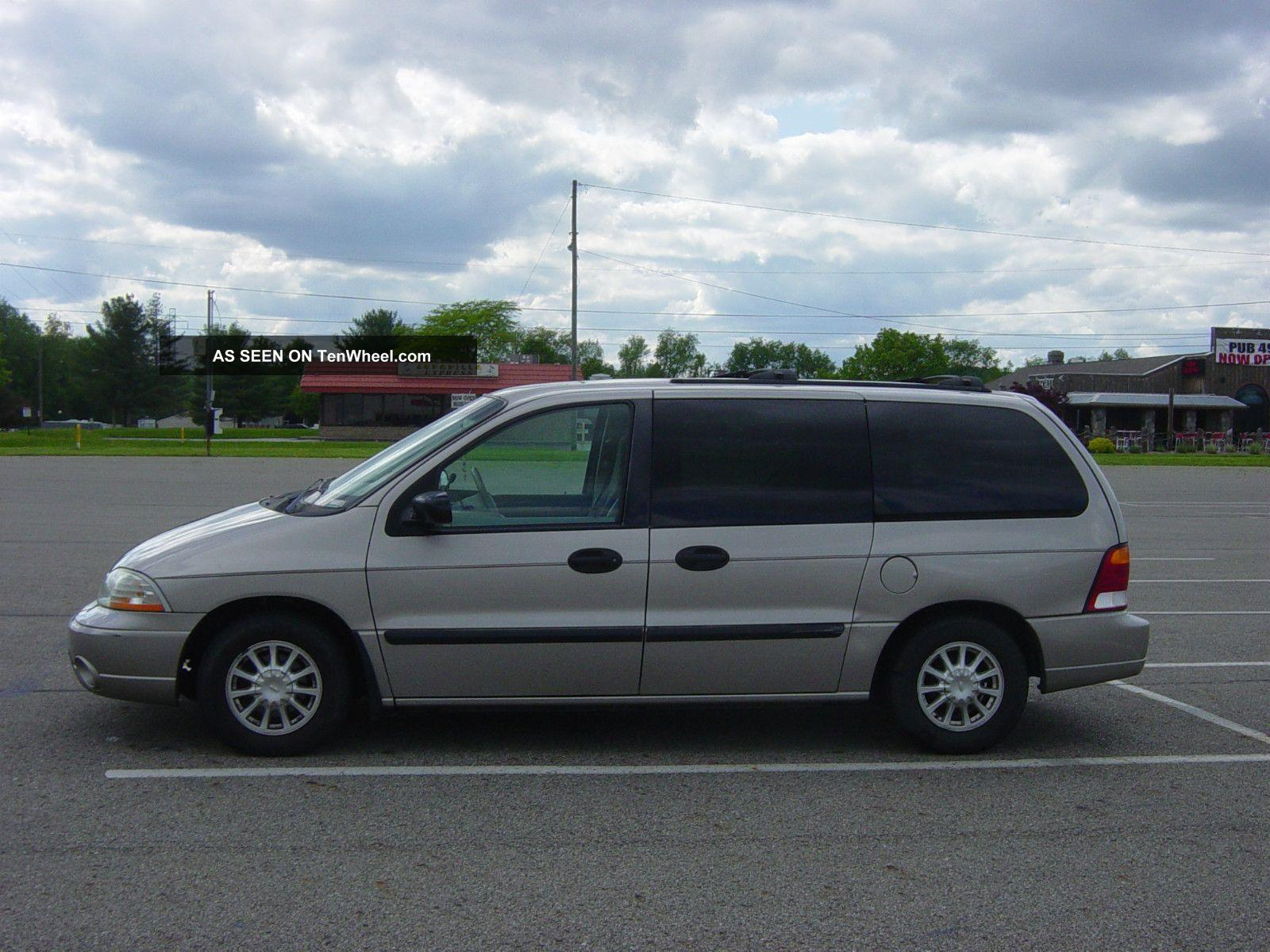 2002 Ford Windstar Information And Photos Zomb Drive