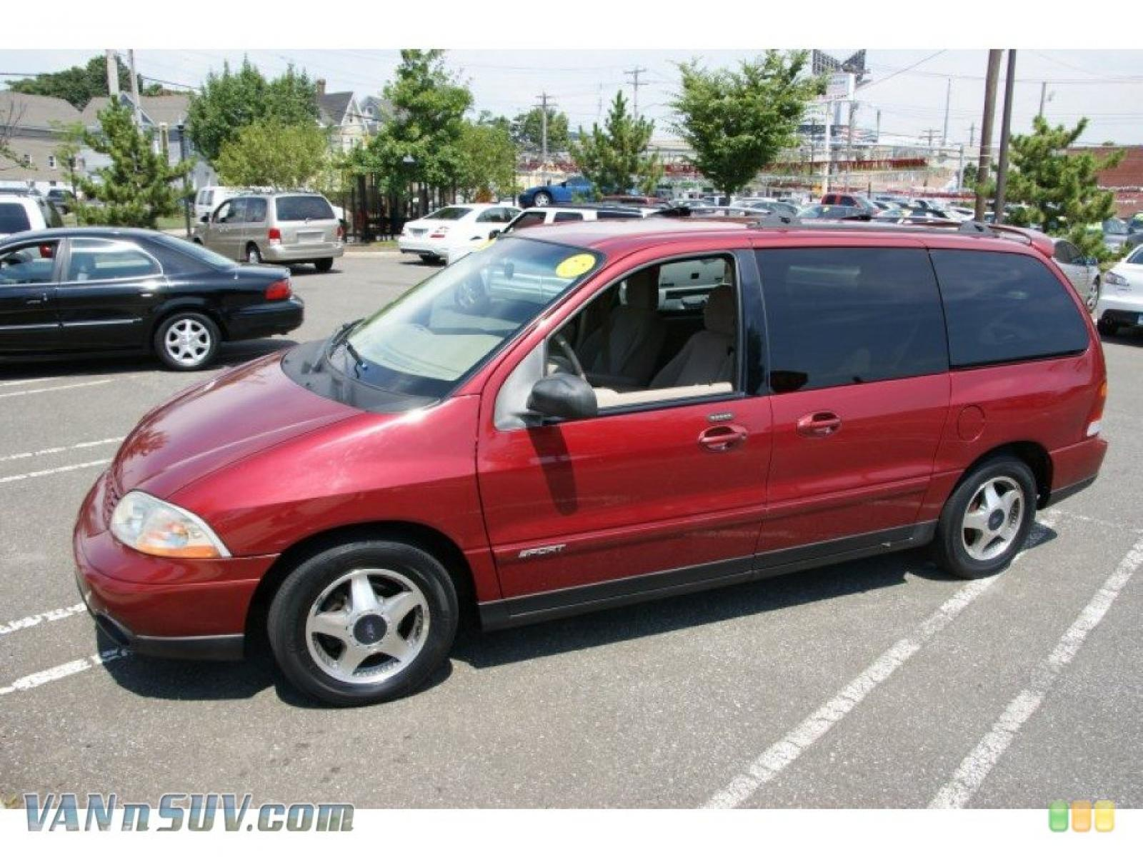 2002 ford windstar 4