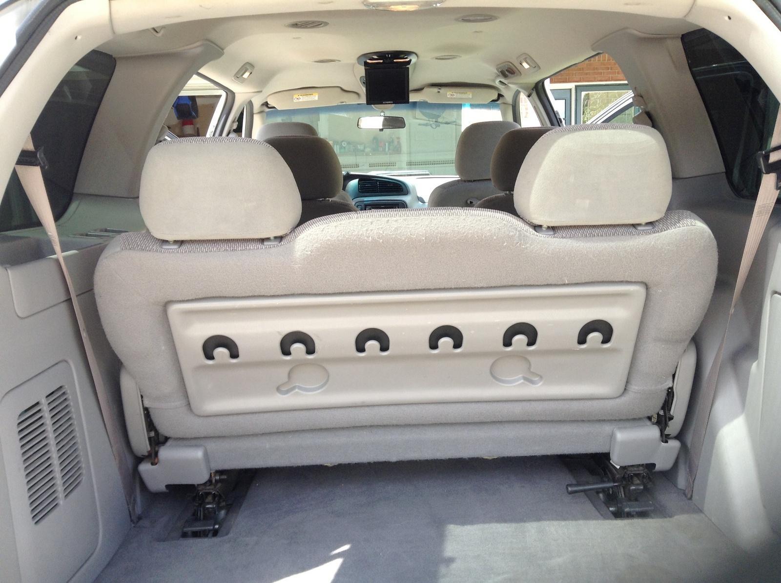 2002 ford windstar cargo 9