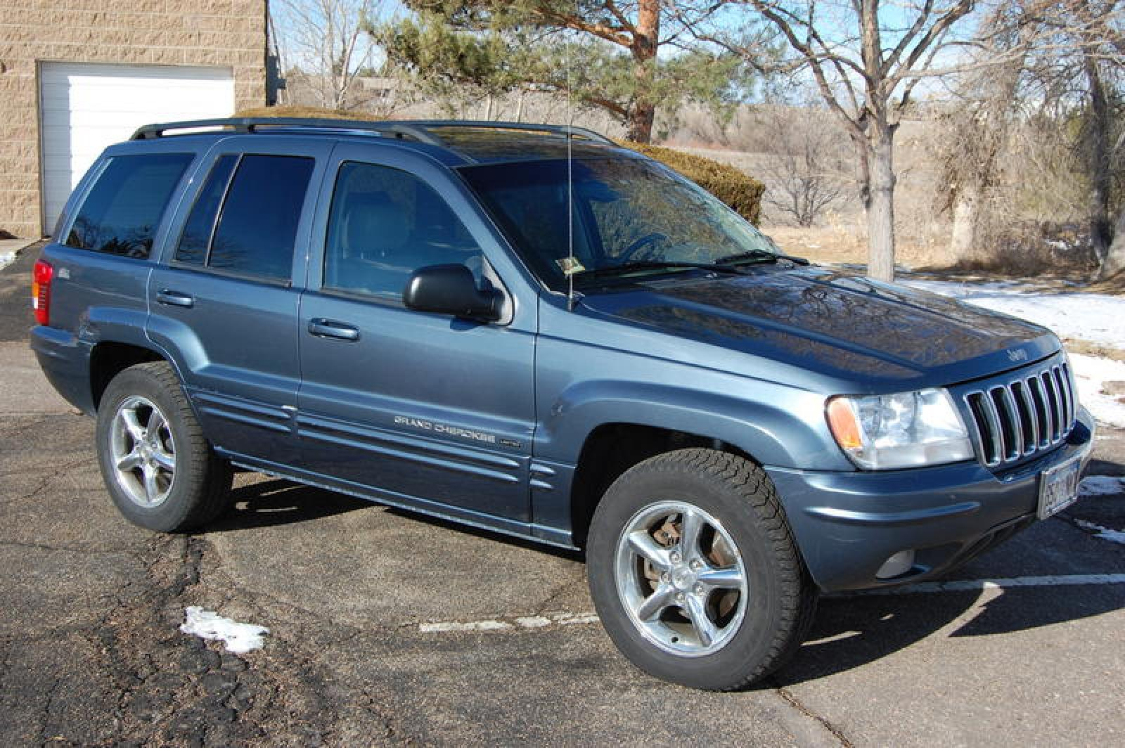 2002 jeep grand cherokee information and photos. Black Bedroom Furniture Sets. Home Design Ideas