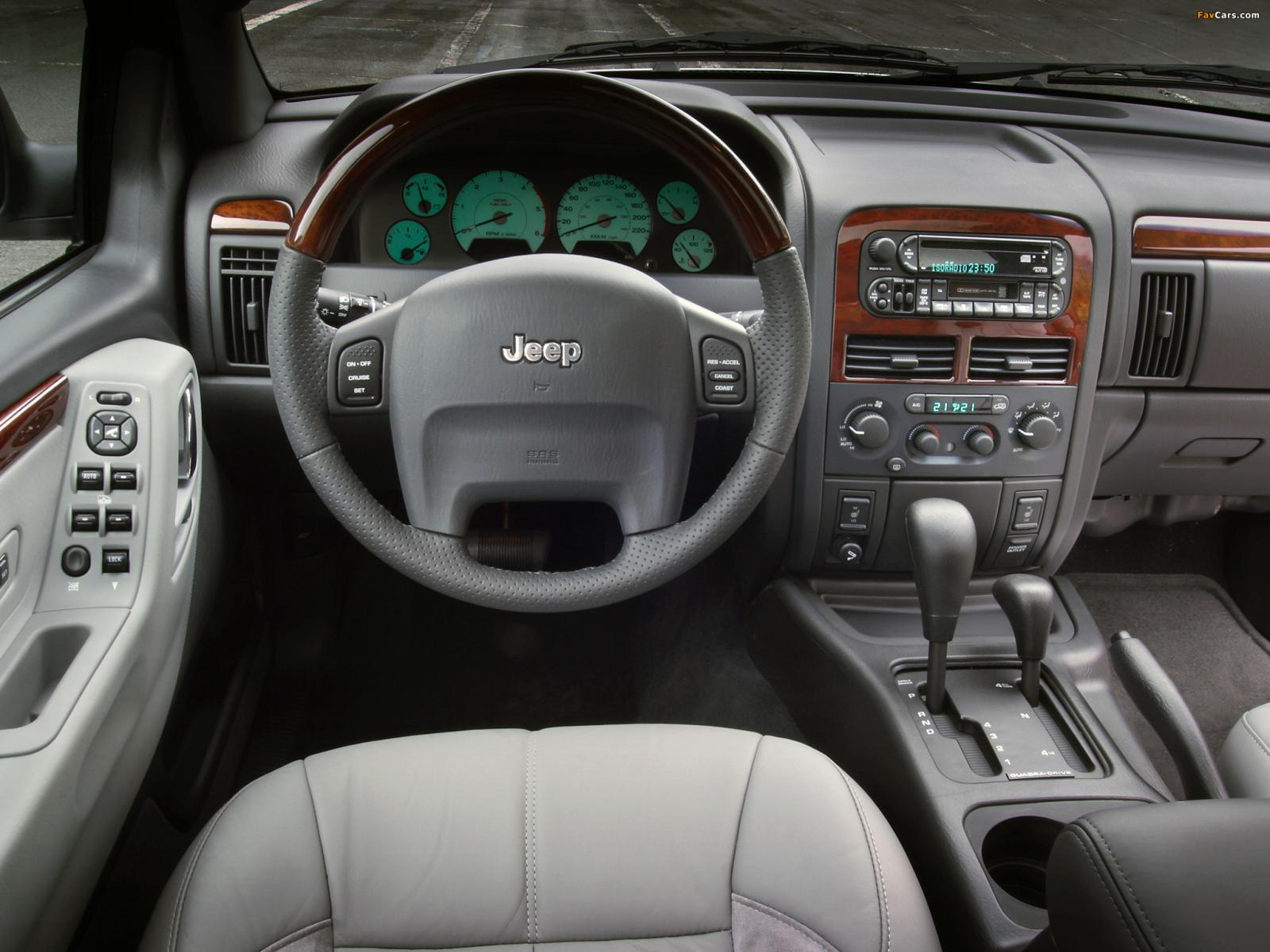 Exceptional 2002 Jeep Grand Cherokee #6
