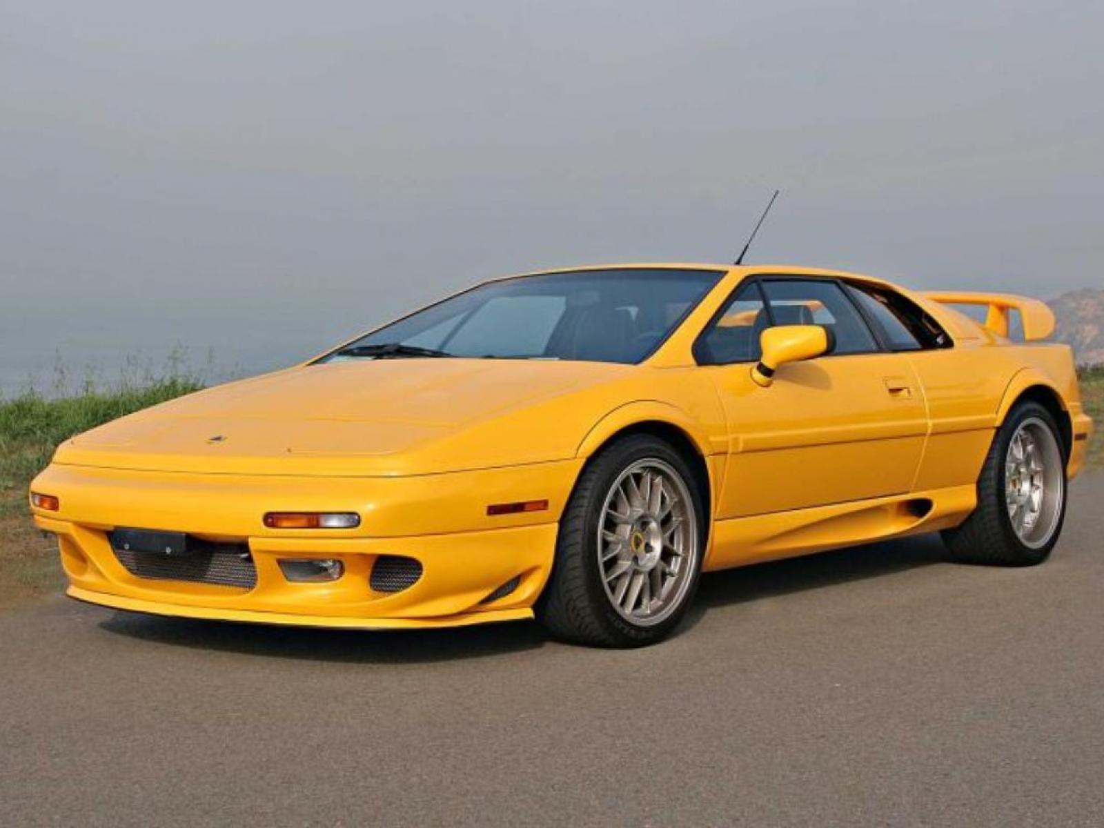 2002 lotus esprit information and photos zombiedrive. Black Bedroom Furniture Sets. Home Design Ideas