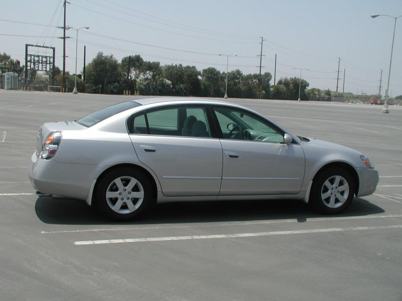 Awesome 2002 Nissan Altima #5