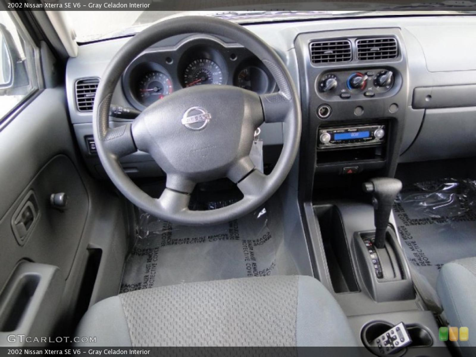 800 1024 1280 1600 Origin 2002 Nissan Xterra ...