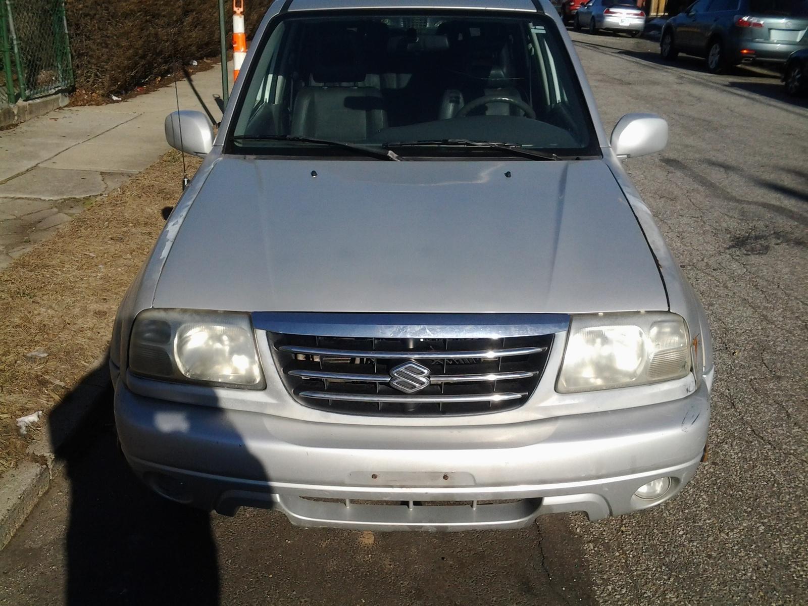 800 1024 1280 1600 origin 2002 Suzuki XL-7 ...