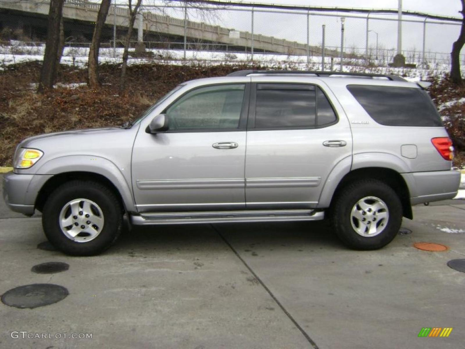 800 1024 1280 1600 origin 2002 Toyota Sequoia ...