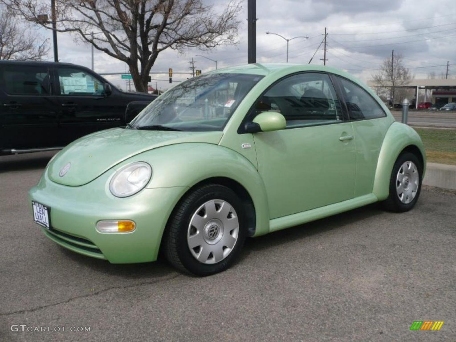 2002 volkswagen new beetle information and photos zombiedrive. Black Bedroom Furniture Sets. Home Design Ideas