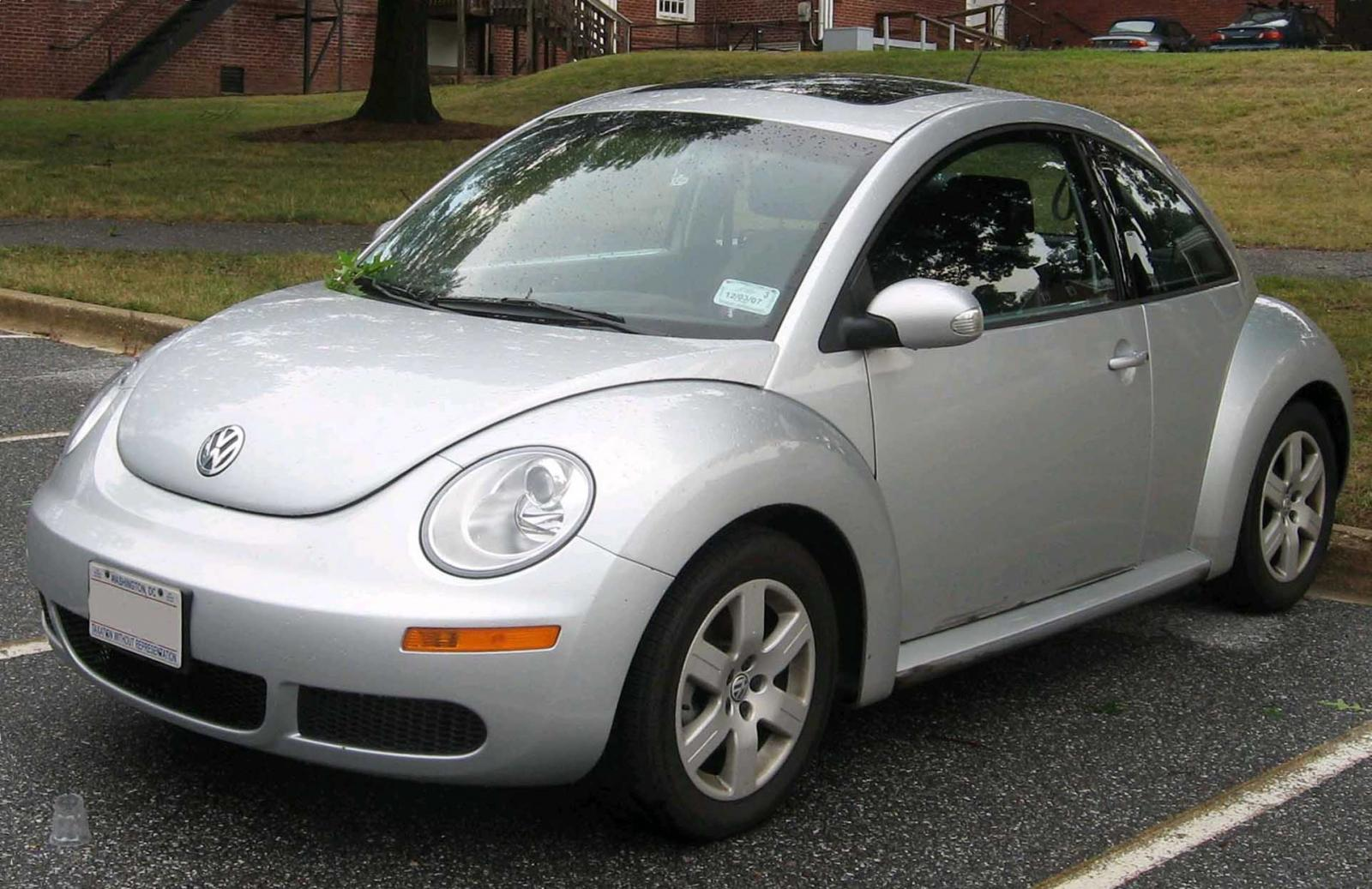2002 volkswagen new beetle information and photos. Black Bedroom Furniture Sets. Home Design Ideas