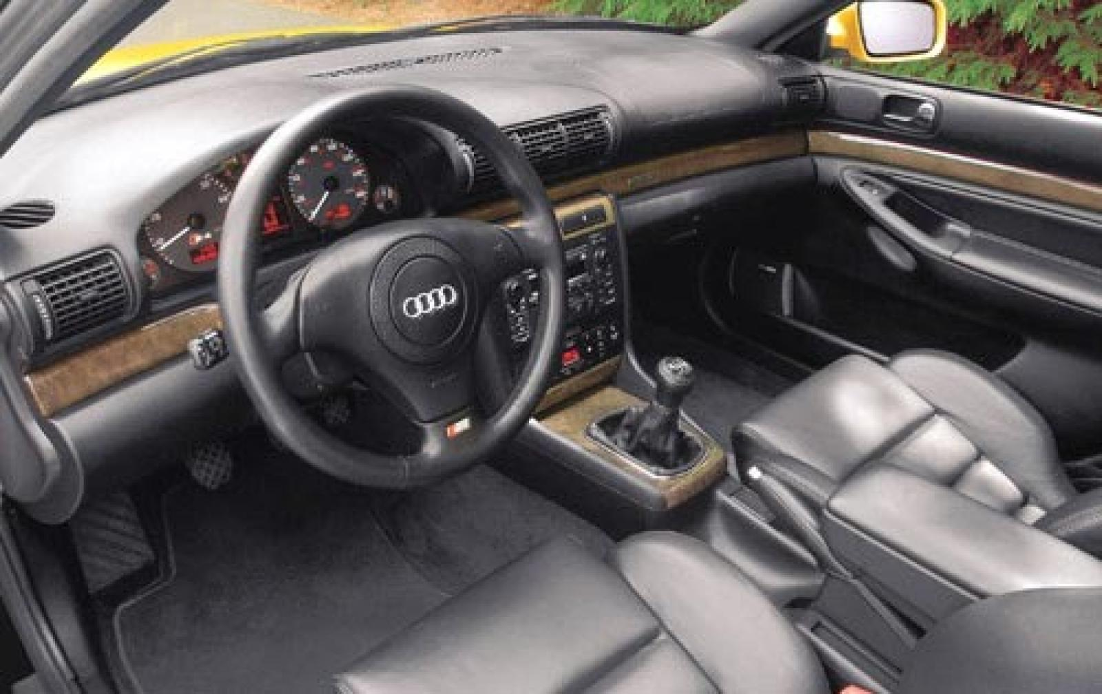 2001 audi s4 information and photos zombiedrive. Black Bedroom Furniture Sets. Home Design Ideas