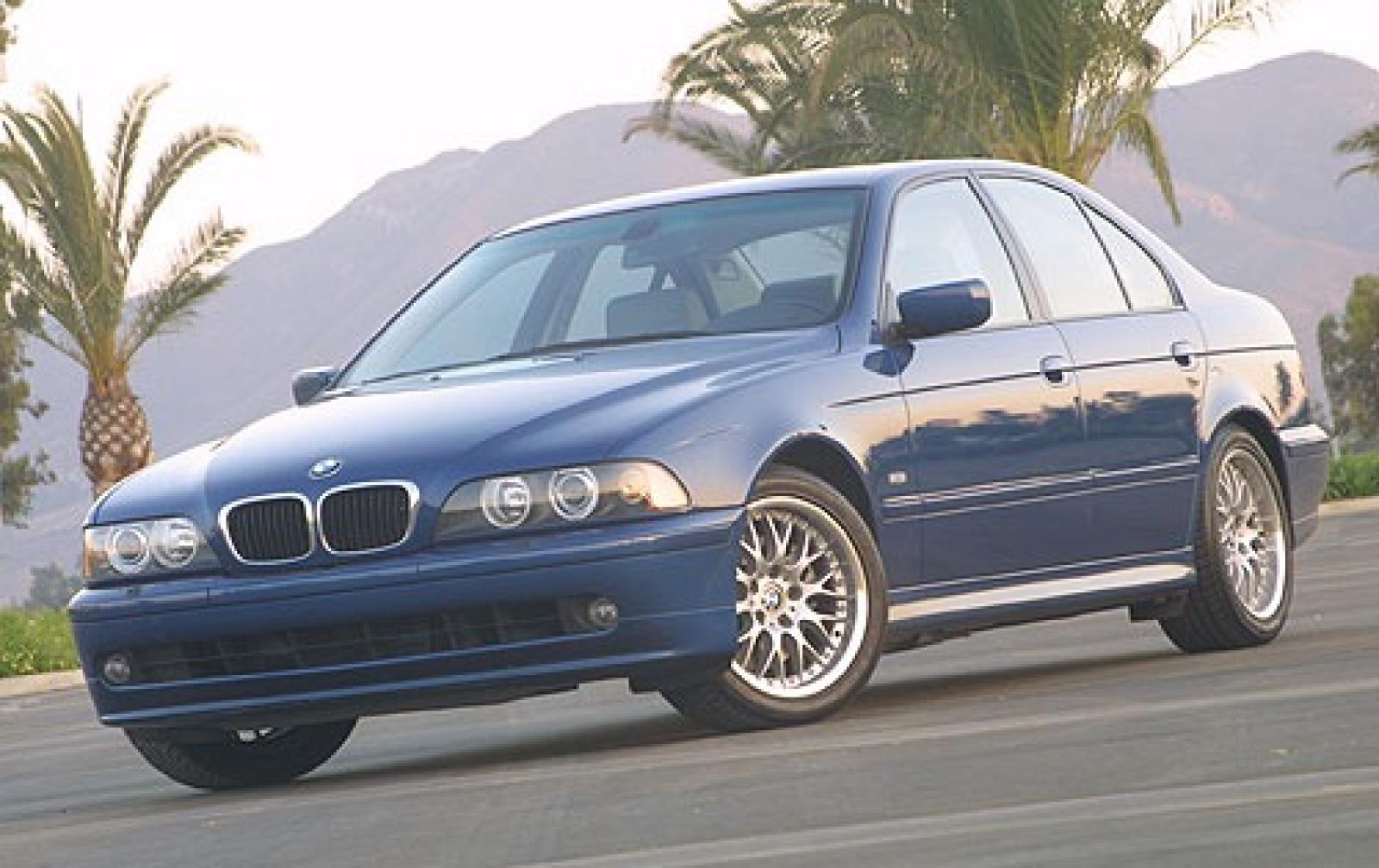 BMW Series Information And Photos ZombieDrive - 2 door bmw 5 series