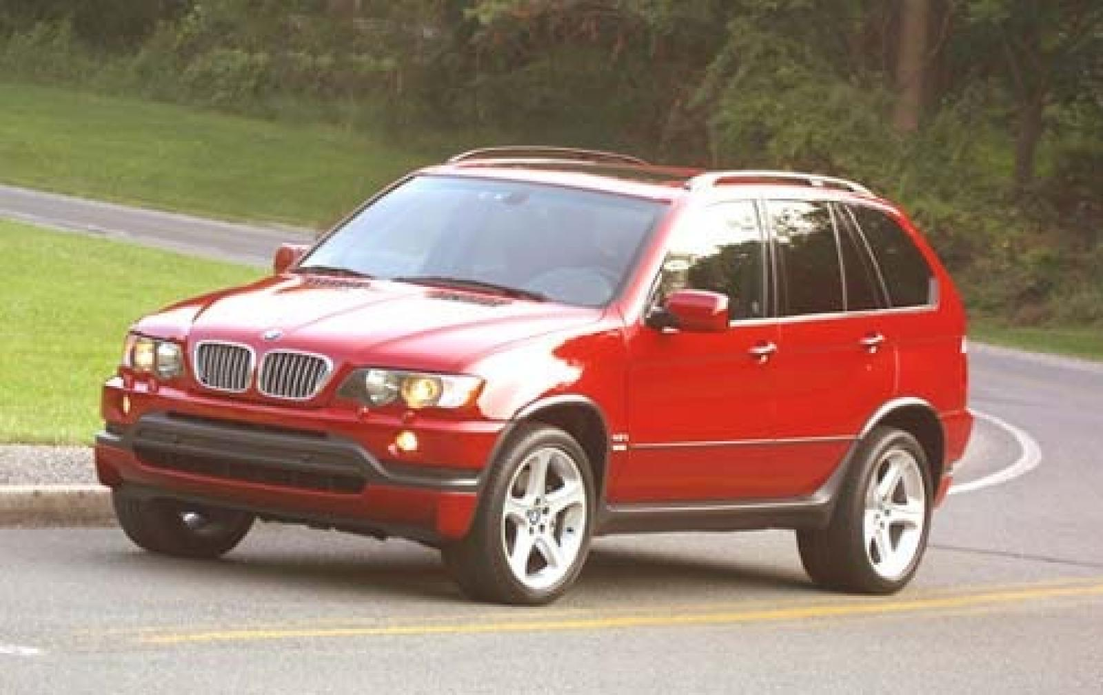 2003 bmw x5 information and photos zombiedrive. Black Bedroom Furniture Sets. Home Design Ideas