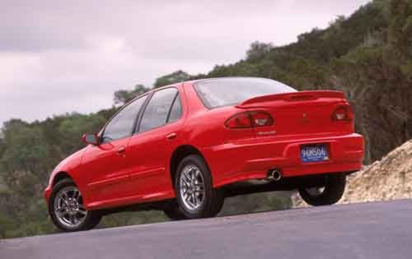 2002 chevrolet cavalier information and photos zombiedrive. Cars Review. Best American Auto & Cars Review