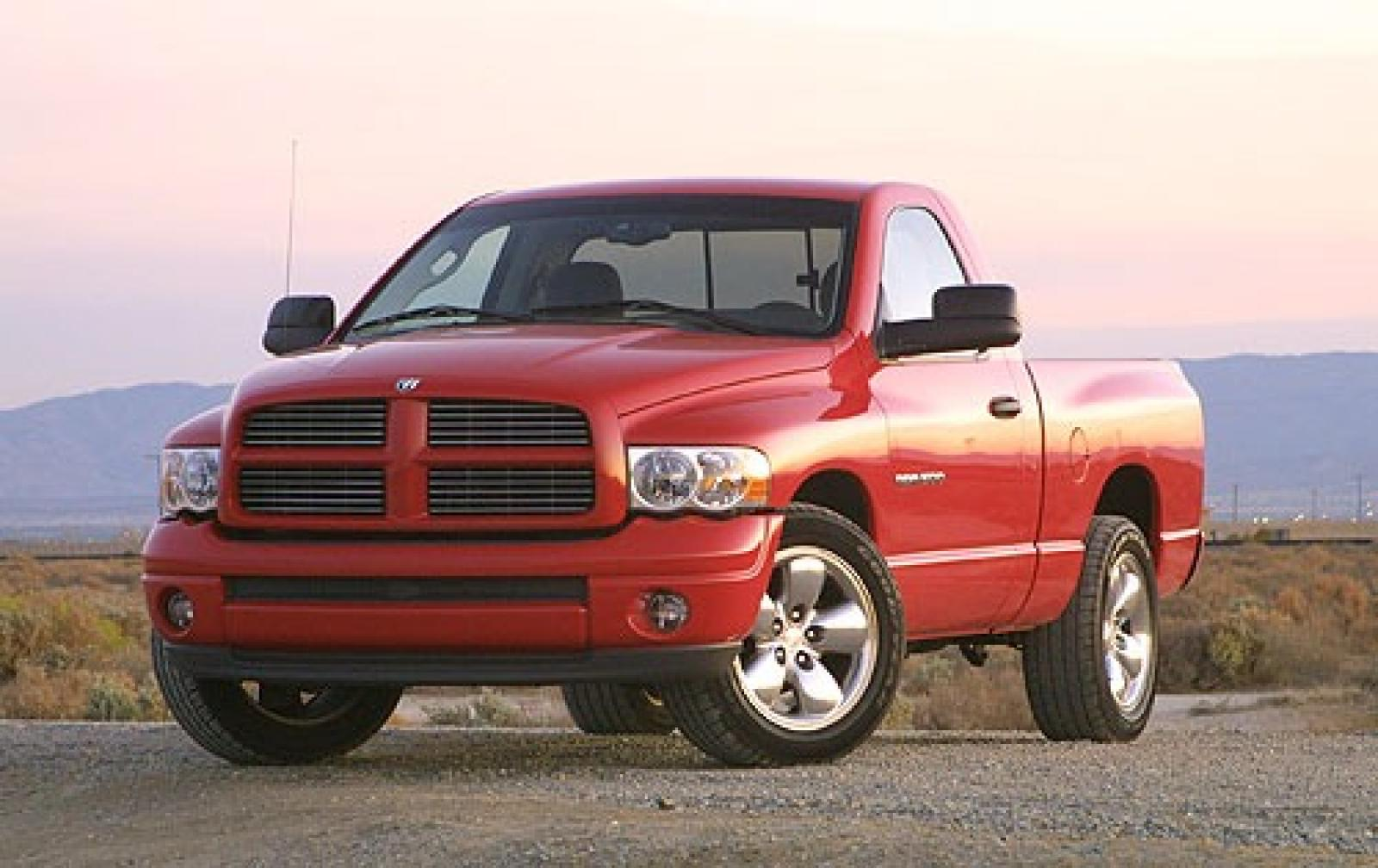 2003 dodge ram pickup 1500 information and photos zombiedrive. Black Bedroom Furniture Sets. Home Design Ideas