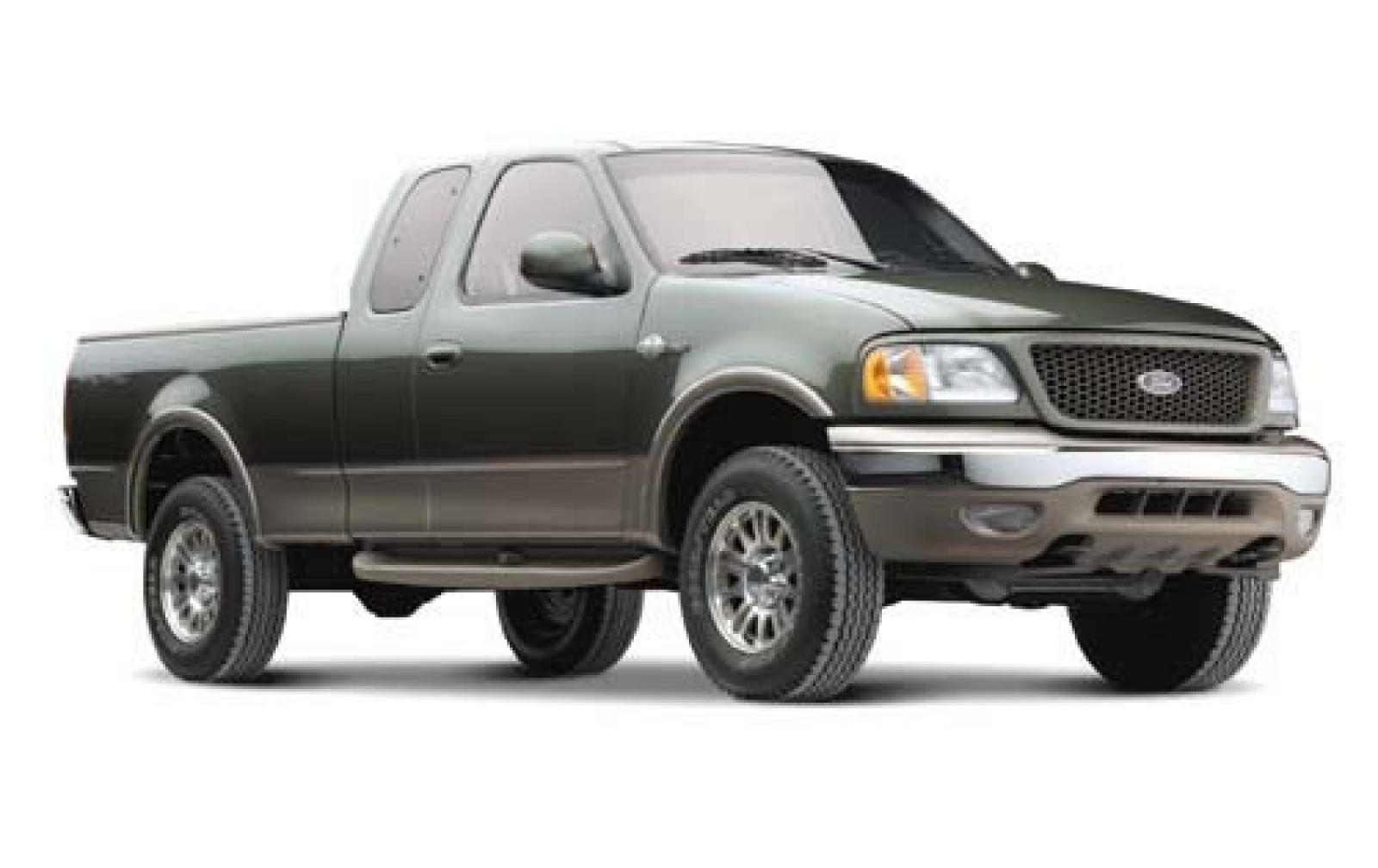 2004 Ford F 150 Heritage Information And Photos Zombiedrive Xl Supercab 1 800 1024 1280 1600 Origin
