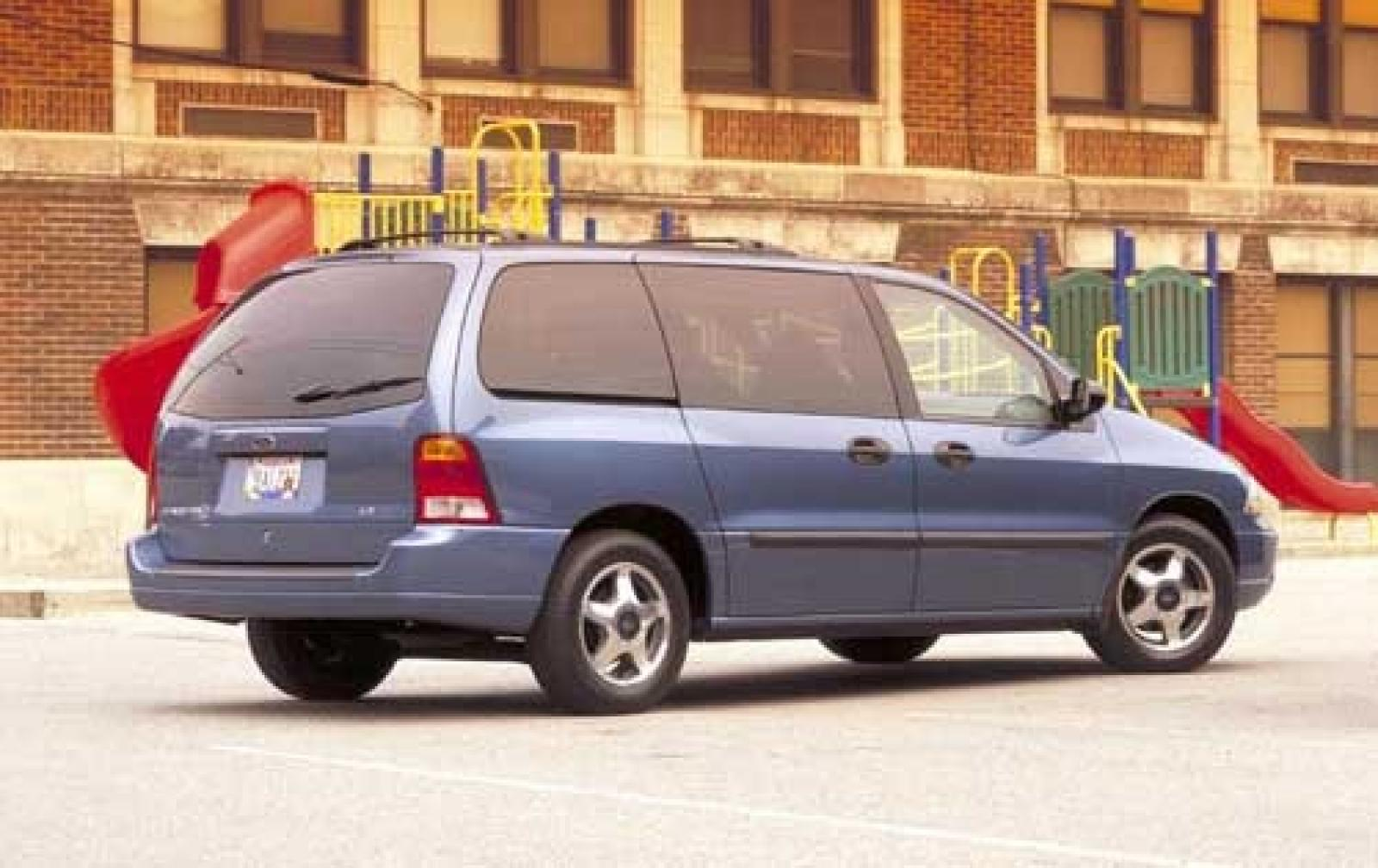 2003 Ford Windstar : Ford windstar information and photos zombiedrive