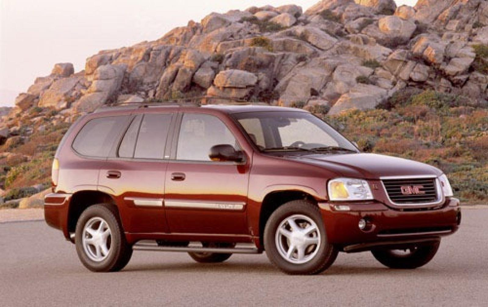 2005 gmc envoy information and photos zombiedrive rh zombdrive com 2002 GMC Envoy SLT 2006 GMC Envoy