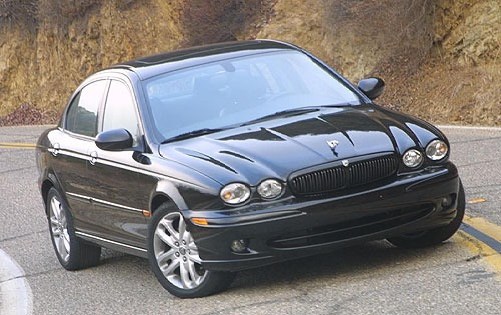 2003 jaguar x type information and photos zombiedrive. Black Bedroom Furniture Sets. Home Design Ideas
