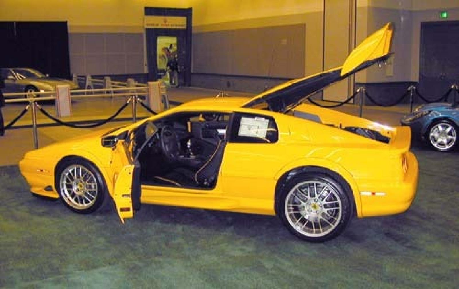 2004 lotus esprit information and photos zombiedrive 800 1024 1280 1600 origin 2004 lotus esprit vanachro Gallery