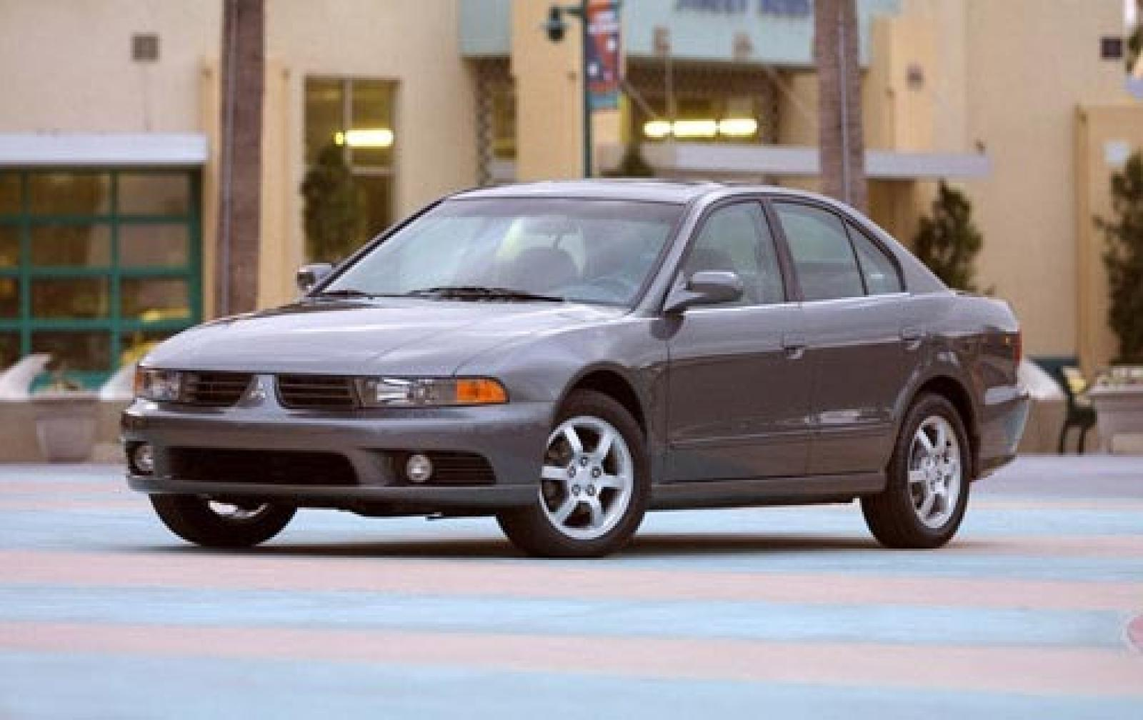 2003 mitsubishi galant information and photos zombiedrive. Black Bedroom Furniture Sets. Home Design Ideas
