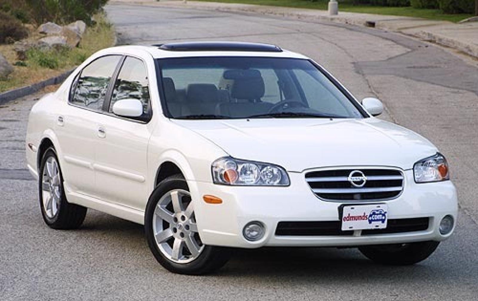 2003 Nissan Maxima - Information and photos - ZombieDrive