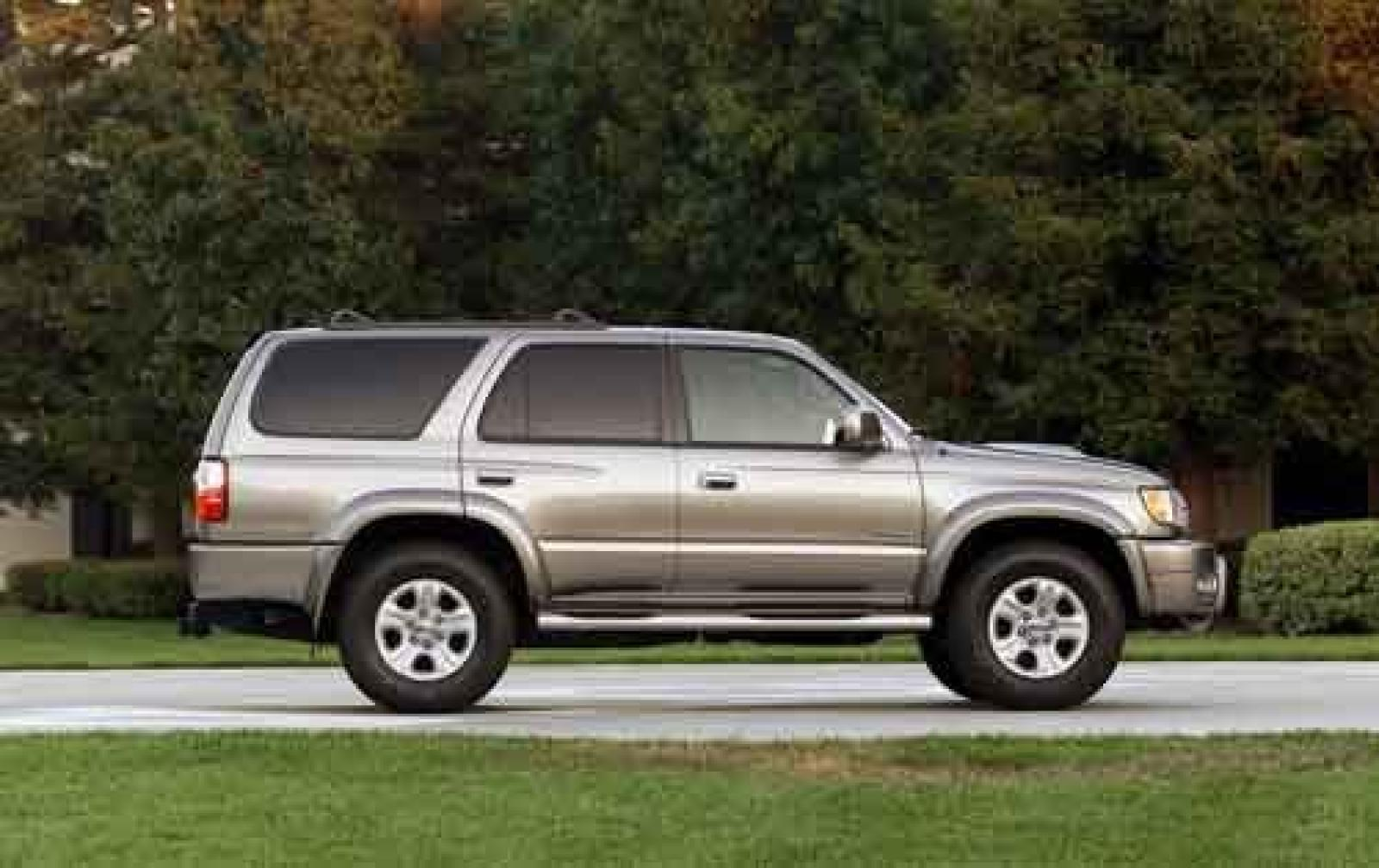 4runner Camper Conversion >> 2002 Toyota 4Runner - Information and photos - ZombieDrive