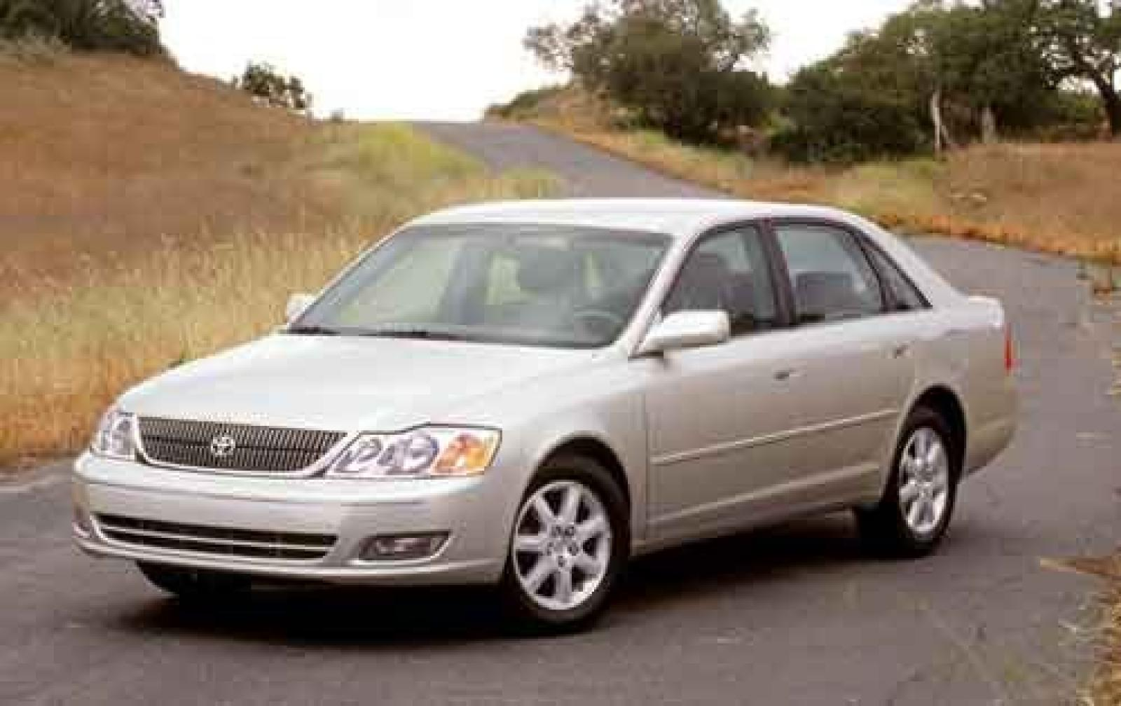2002 Toyota Avalon Information And Photos Zombiedrive 02 Highlander Stereo Wiring 1 800 1024 1280 1600 Origin
