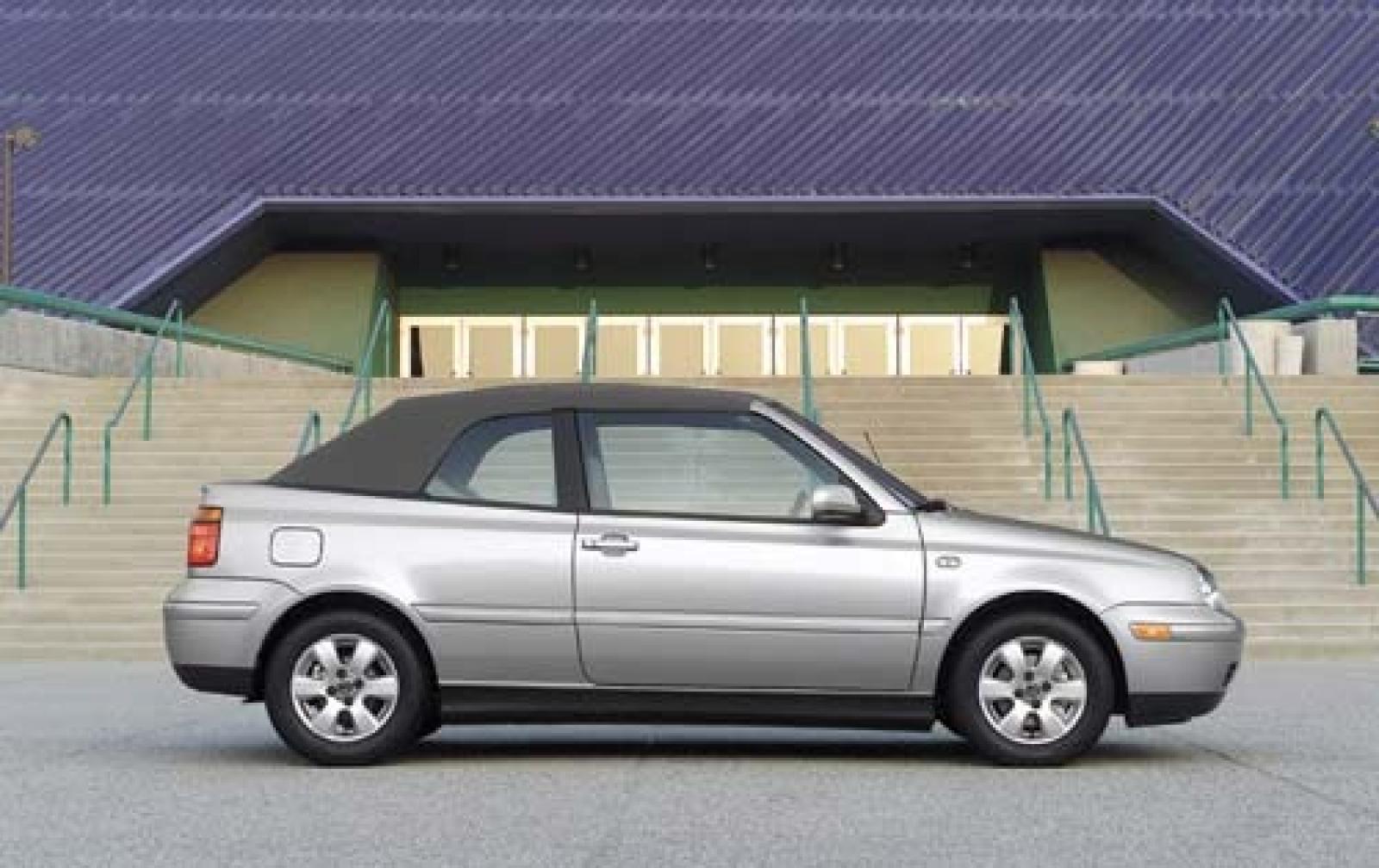 2002 Volkswagen Cabrio - Information and photos - ZombieDrive