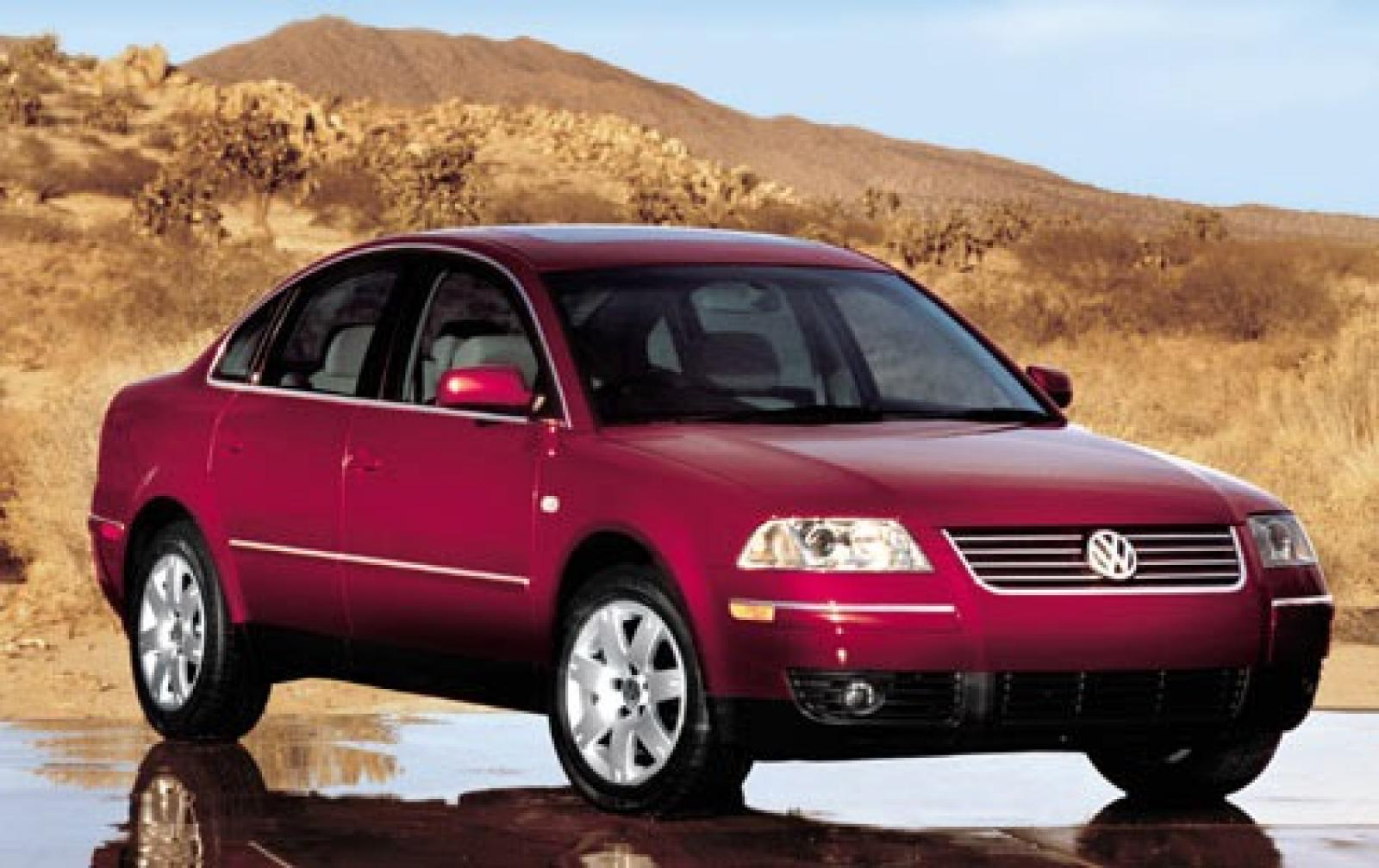 2003 volkswagen passat information and photos zombiedrive. Black Bedroom Furniture Sets. Home Design Ideas