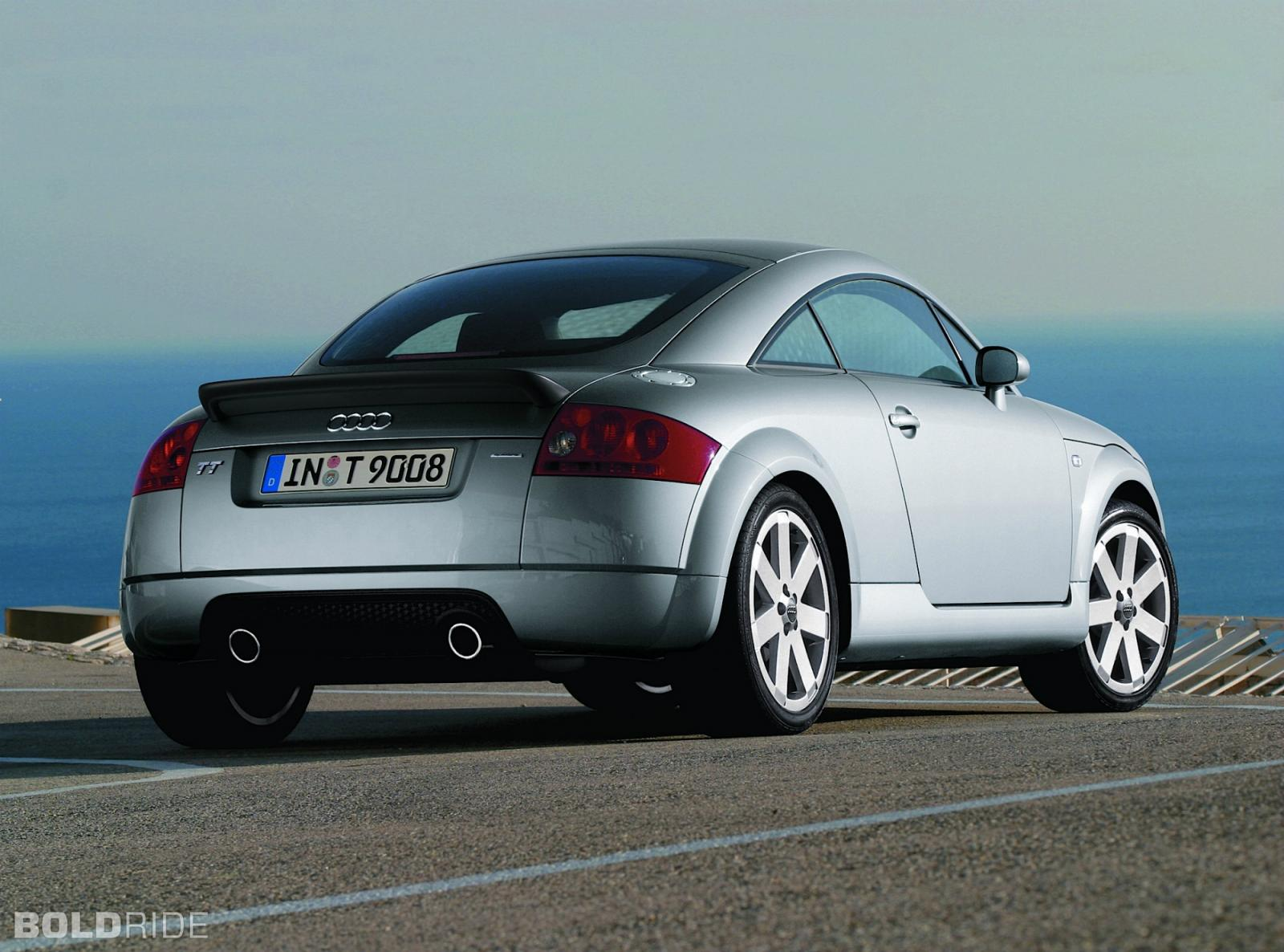 2003 audi tt information and photos zombiedrive. Black Bedroom Furniture Sets. Home Design Ideas