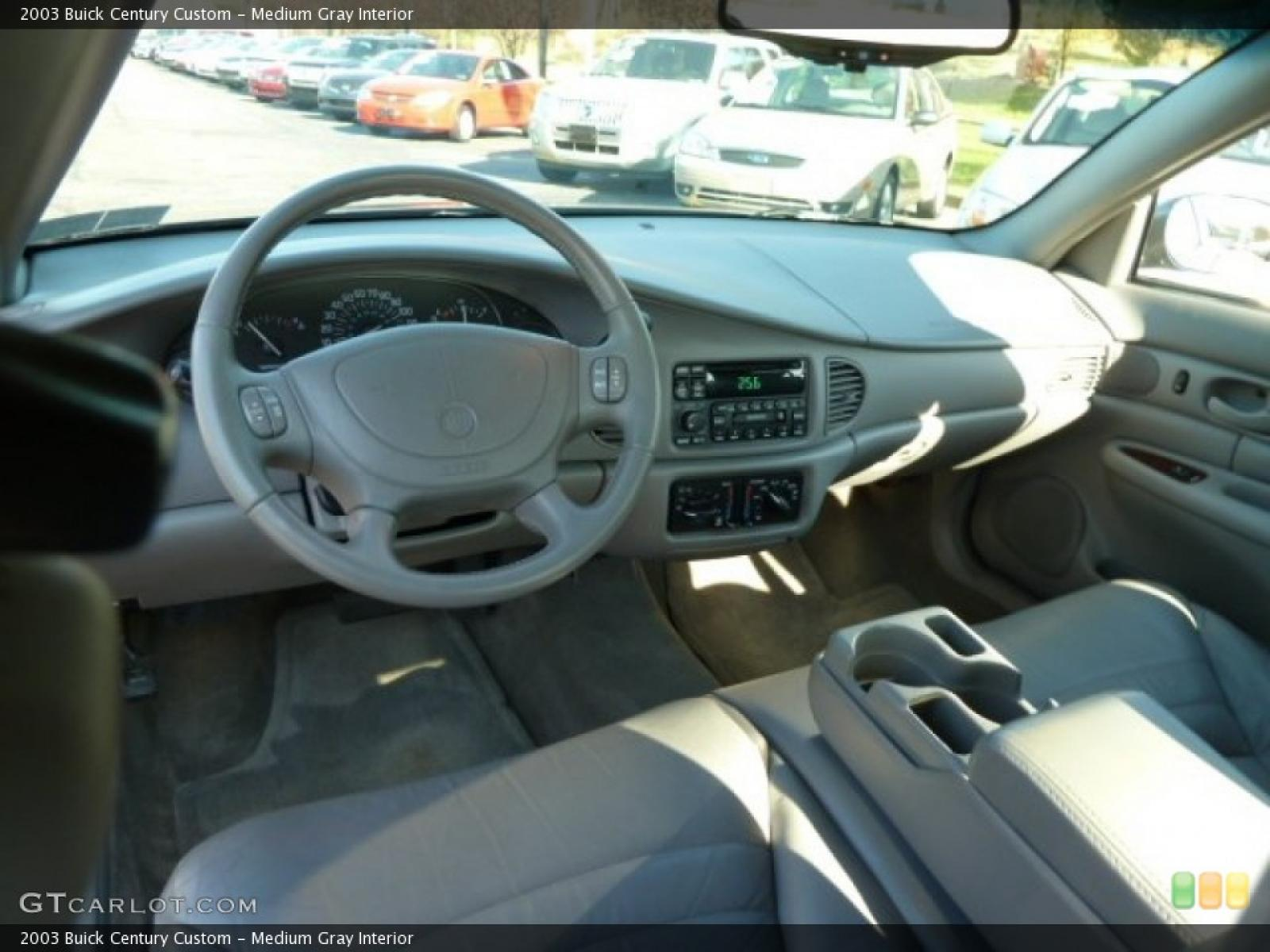 2003 Buick Century Information And Photos Zombiedrive