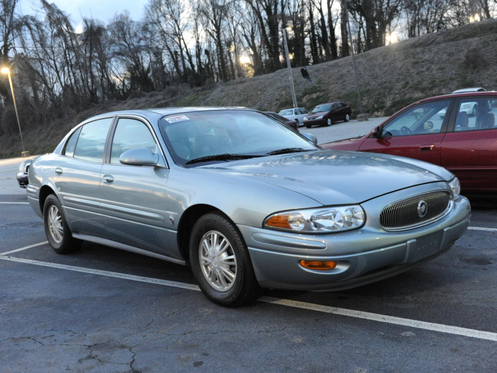 Buick Lesabre on 2003 Buick Lesabre Limited
