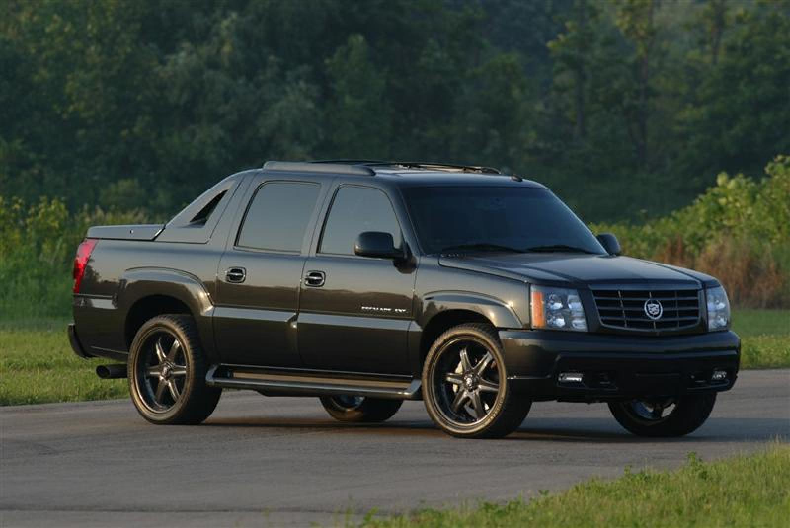 2003 Cadillac Escalade Ext 2