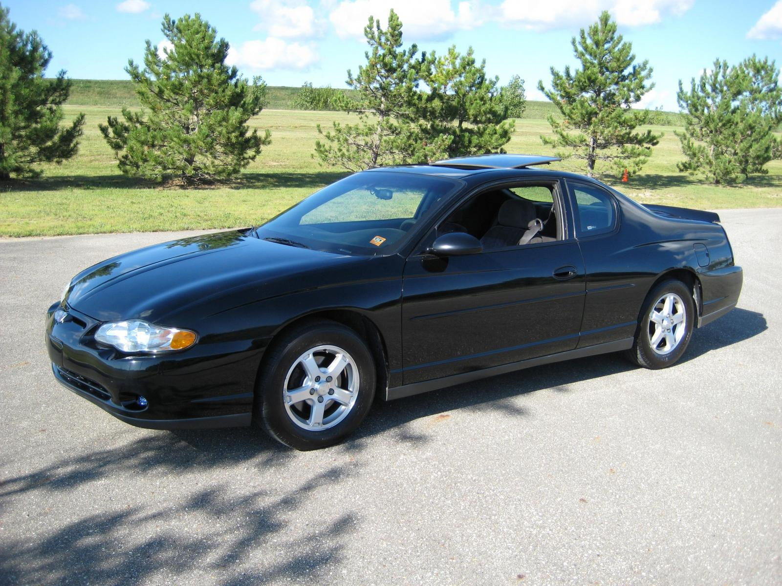 2003 Chevrolet Monte Carlo Information and photos ZombieDrive