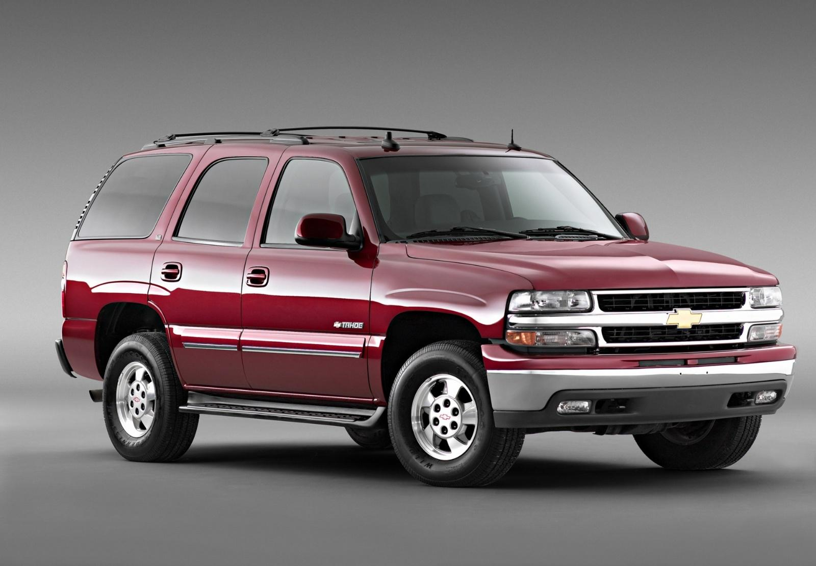 2003 Chevrolet Tahoe Information And Photos Zombiedrive 03 Fuse Box Replacement 800 1024 1280 1600 Origin