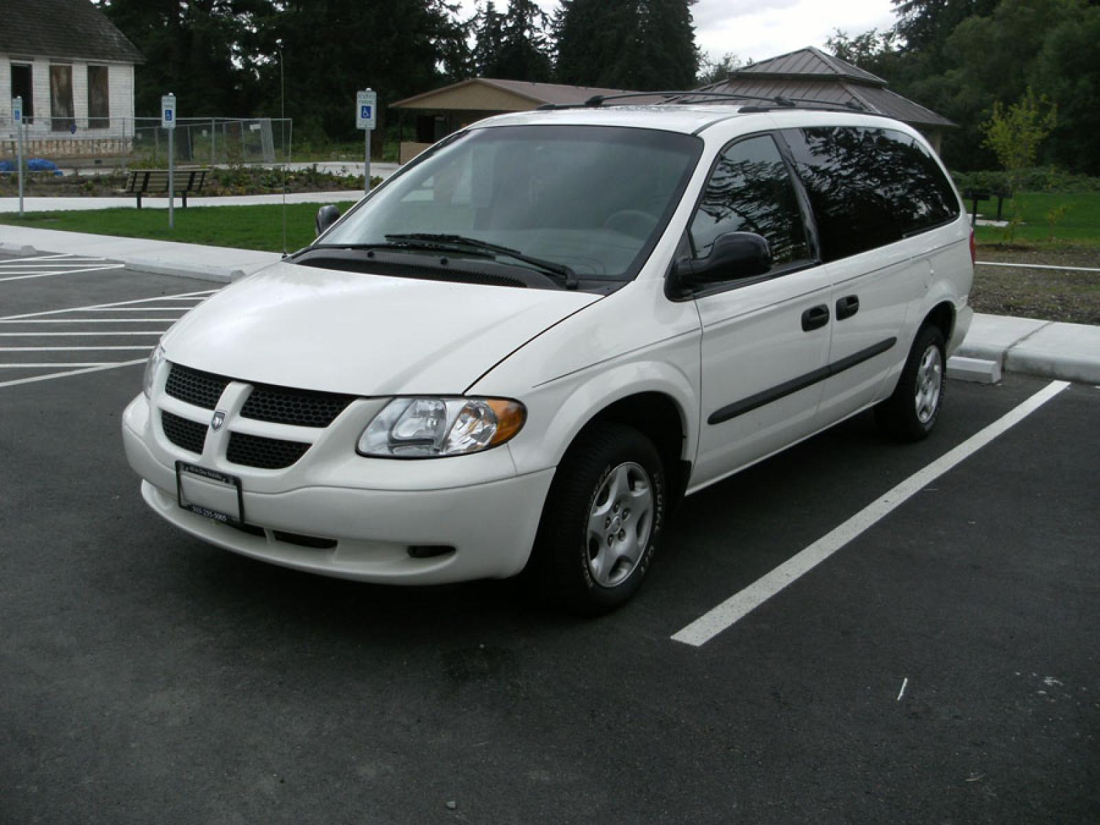 Dodge Grand Caravan on 2003 Dodge Grand Caravan