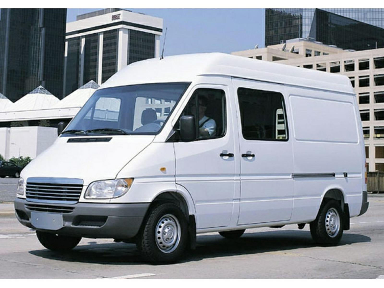 2003 dodge sprinter information and photos zombiedrive. Black Bedroom Furniture Sets. Home Design Ideas