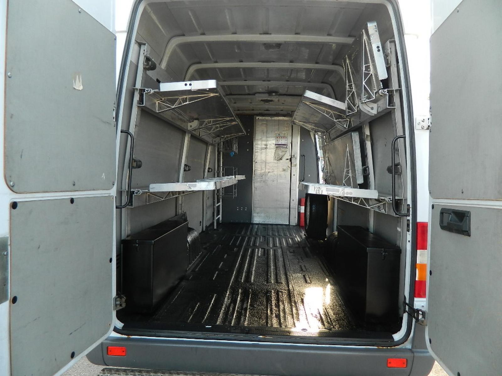 2003 Dodge Sprinter Cargo Information And Photos Zombiedrive