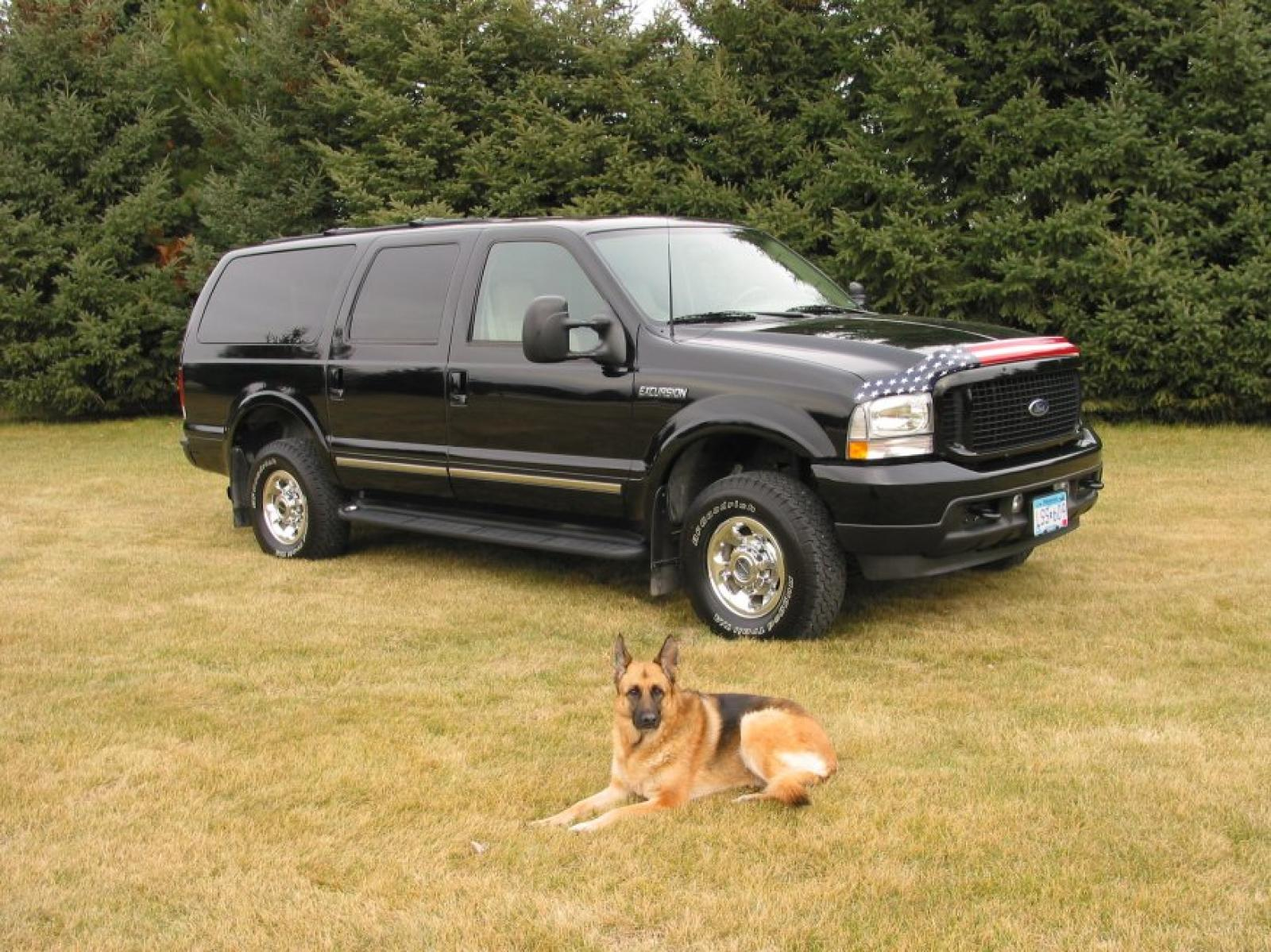 2003 ford excursion 5