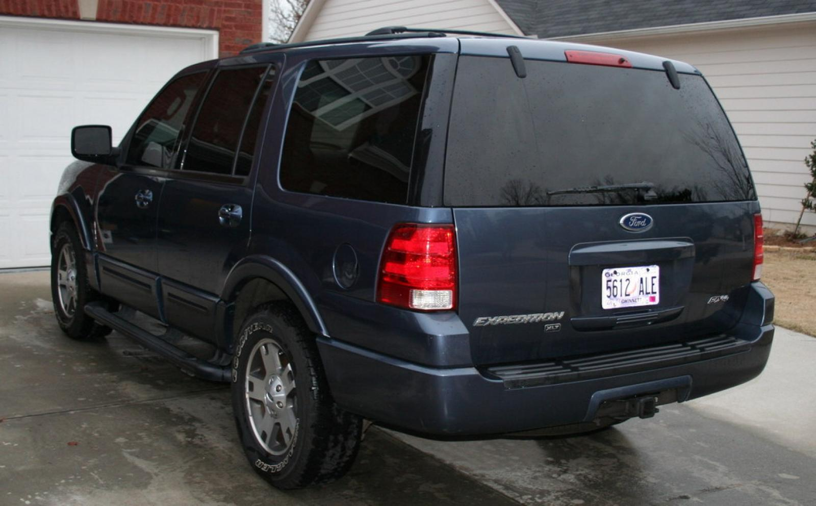 2003 ford expedition 8