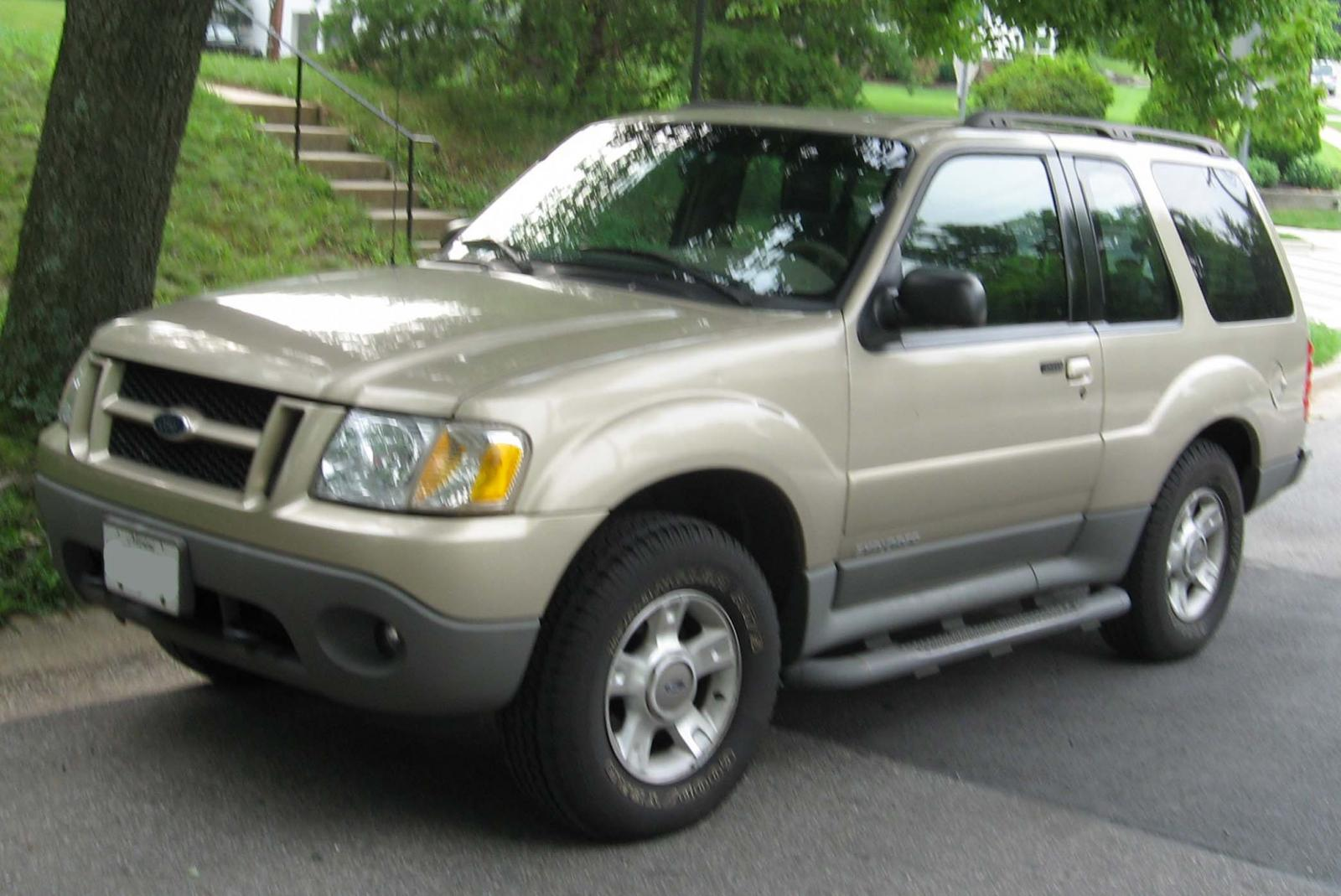 2003 Ford Explorer Information And Photos Zomb Drive