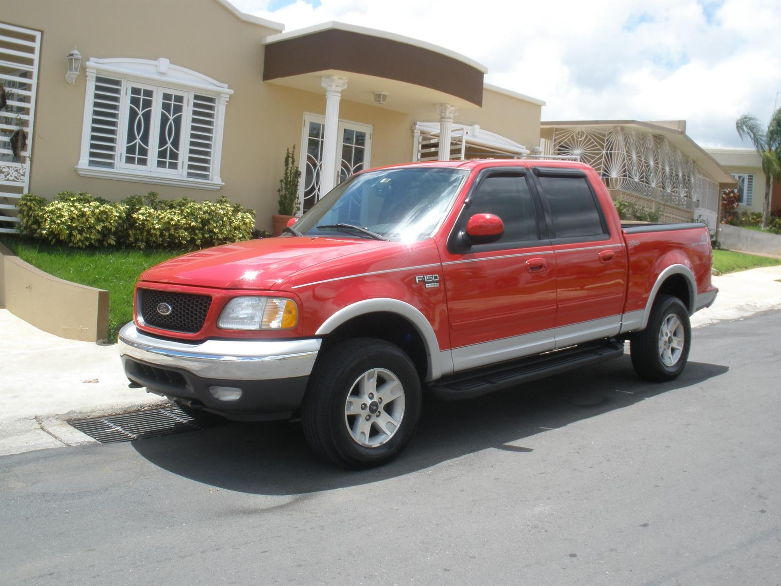 2003 ford f 150 information and photos zombiedrive. Black Bedroom Furniture Sets. Home Design Ideas