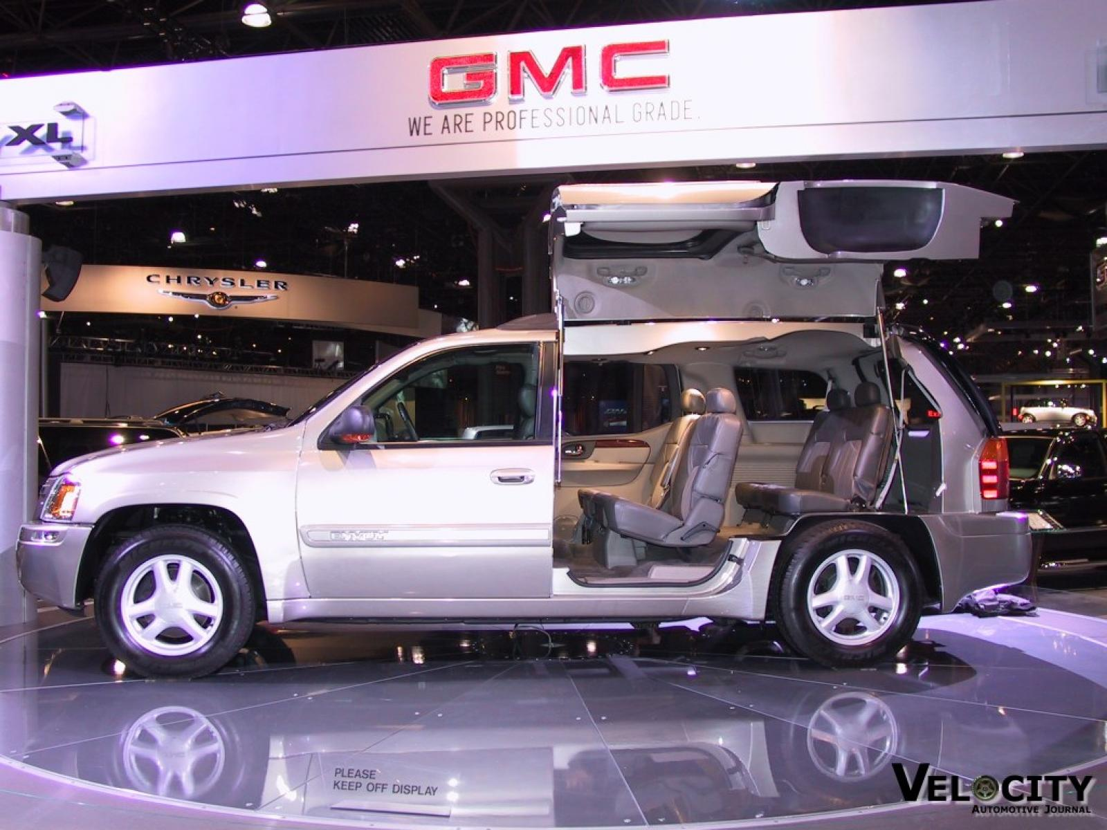 800 1024 1280 1600 Origin 2003 Gmc Envoy