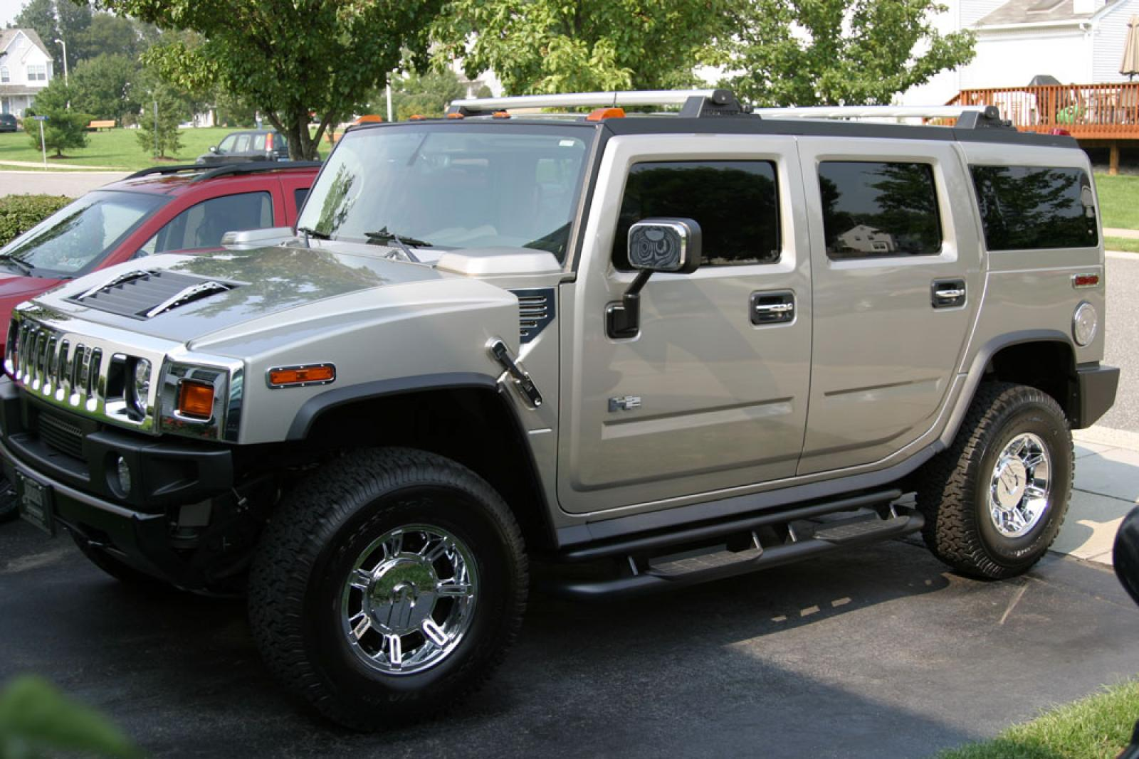 2003 HUMMER H2 - Information and photos - ZombieDrive