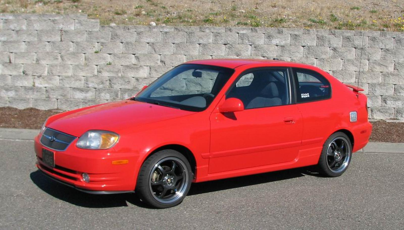 2003 Hyundai Accent Information And Photos Zomb Drive