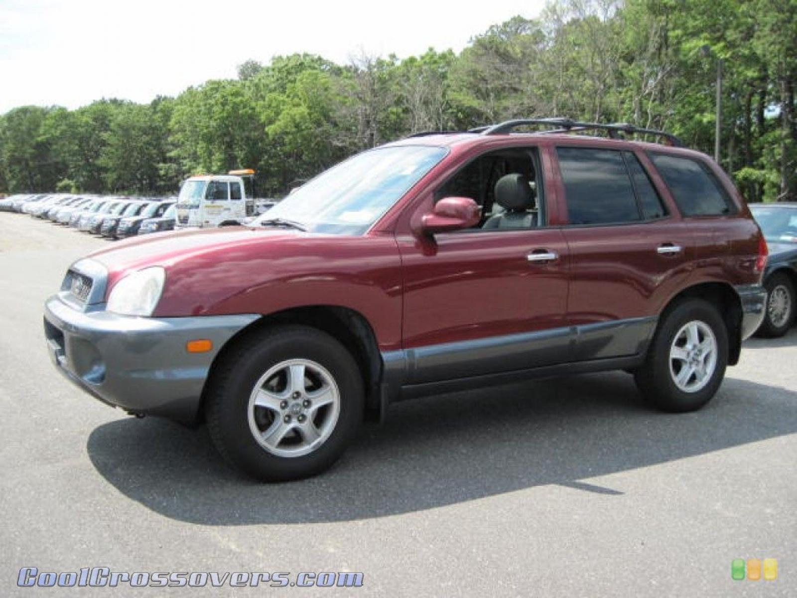 2003 Hyundai Santa Fe 8 800 1024 1280 1600 Origin