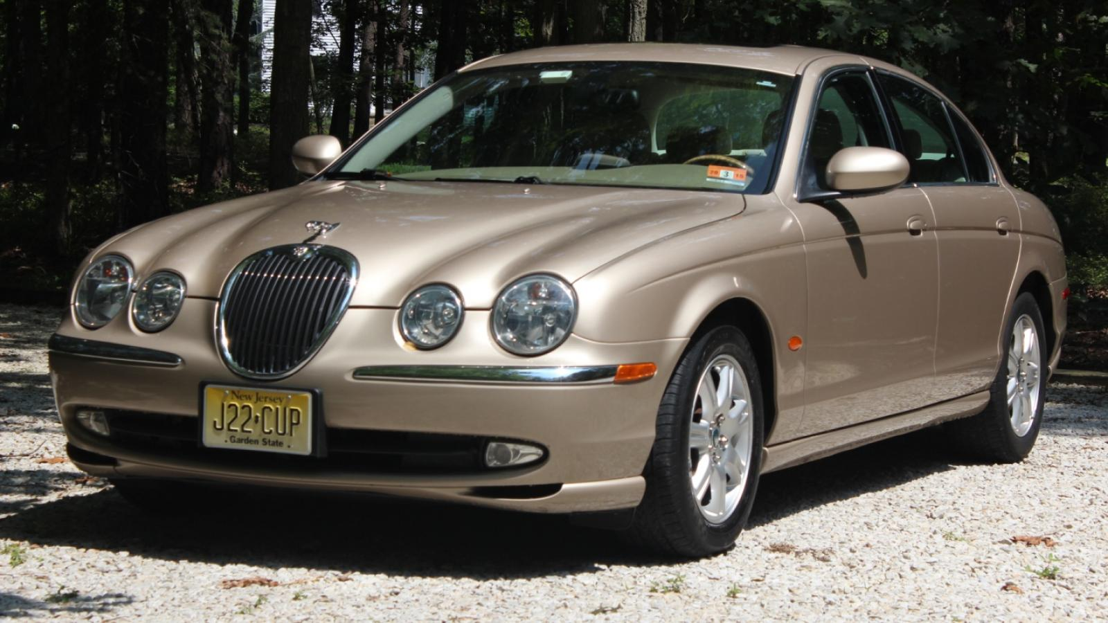 2003 Jaguar S Type #6